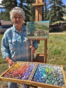artist picture of Janet Thompson