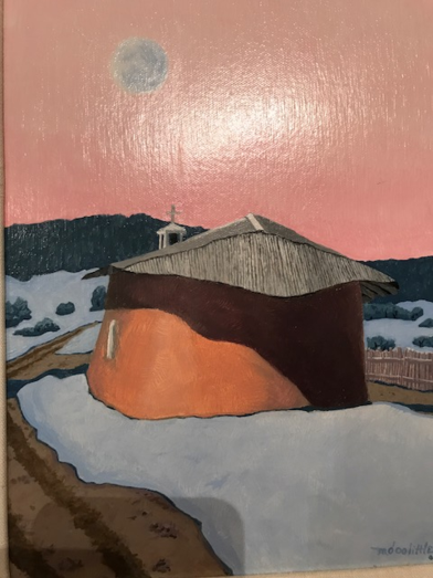 Mary P Doolittle Landscape Painting in Pagosa Springs